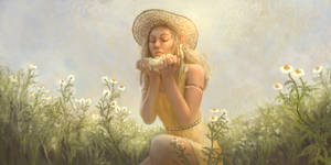 Chamomile Witch