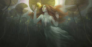 Water Lily Witch