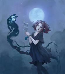 Blue Moon Samhain