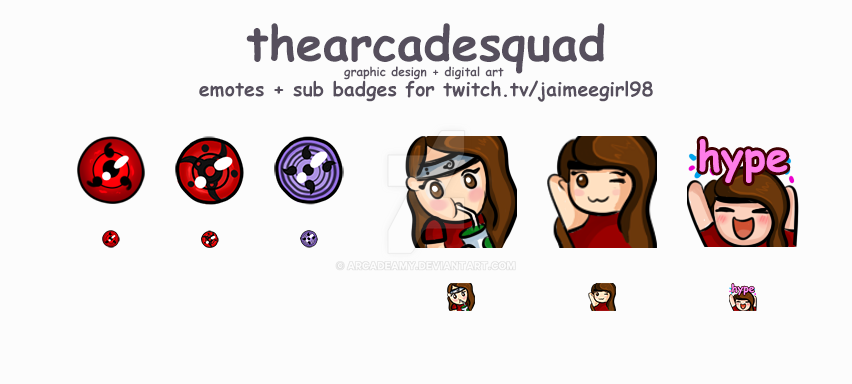 Emotes Chat Badge - My Own Email