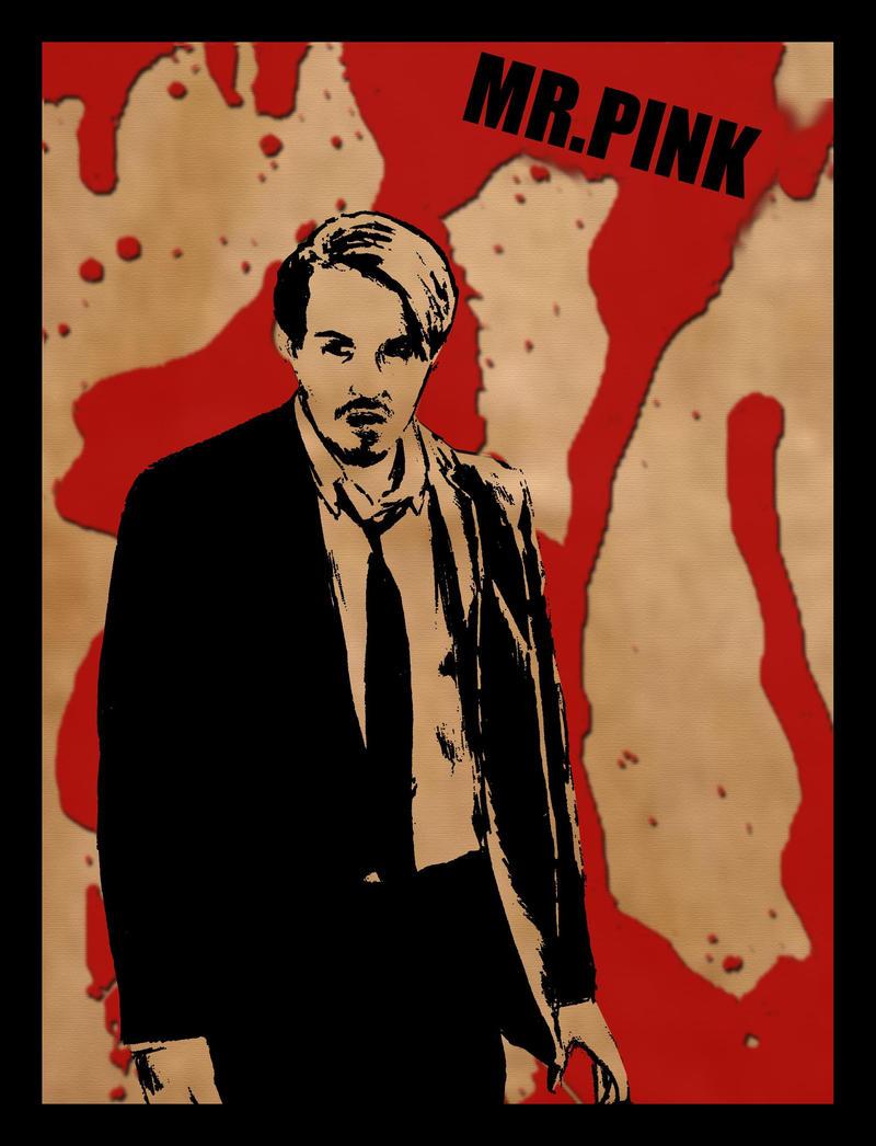 mr pink by purgatoryboy on deviantart