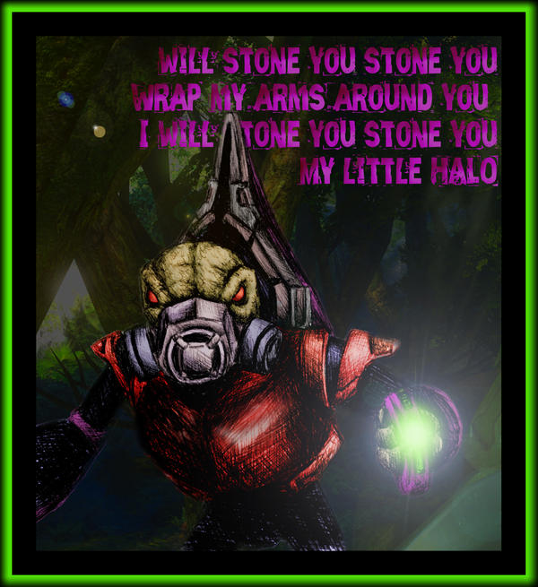 Halo - Grunt by purgatoryboy
