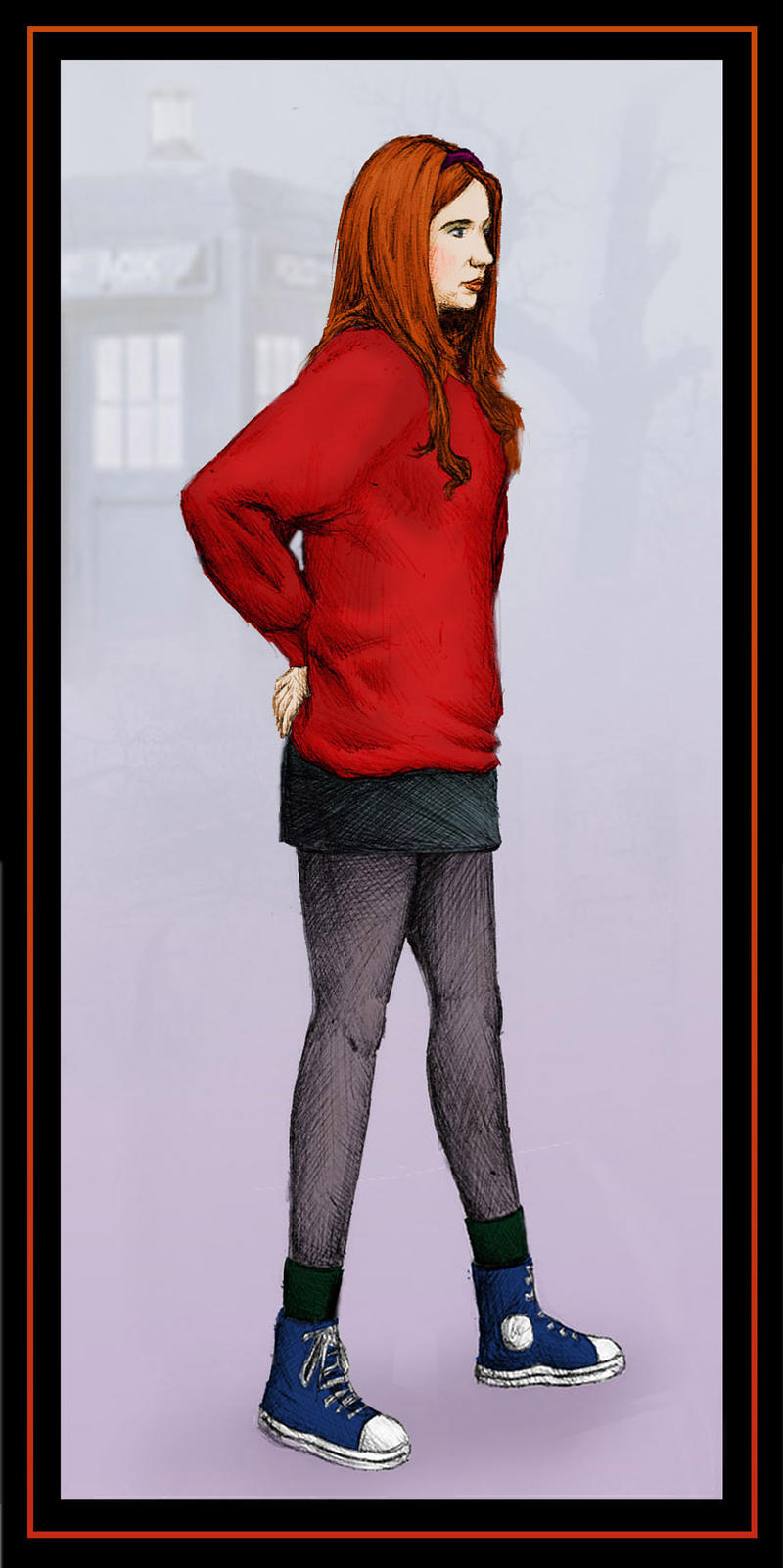 Amy Pond by purgatoryboy Adult Contortionists Pics Nude; Nude Pics Of Jessica Alba; Jorja Fox Nude ...