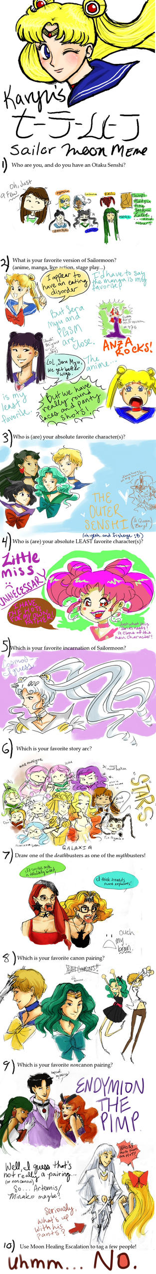 Sailor Moon Meme by It-is-a-circle