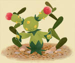 Maraca Cactus