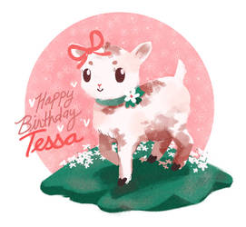 May Your Life Be Long and Filled With Goats by It-is-a-circle