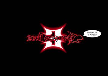 Devil Gay Cry 3 Logo by Hoskar