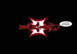 Devil Gay Cry 3 Logo