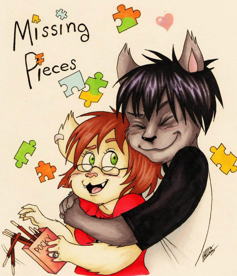 Missing Pieces Cover