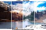 Lake - Photoshop Actions