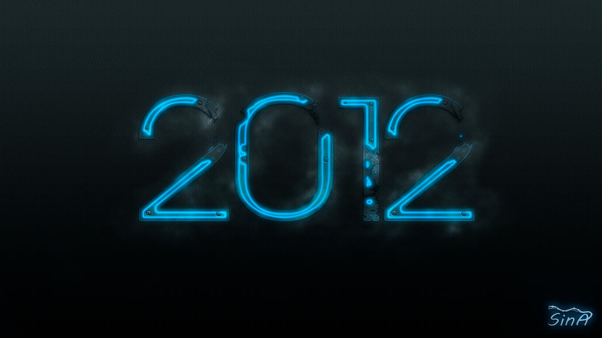 2012 by sinaxpod