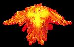 Winged Dragon of Ra Immortal Phoenix Full Artwork