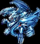 Blue-Eyes Ultimate Dragon - Full Artwork