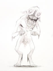 Little Goblin Creature