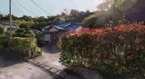 Peaceful Takinokuchi