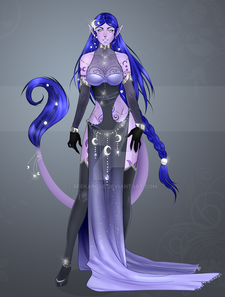 Adopted Outfit from CherryDesigns: Nix by ReekaRose