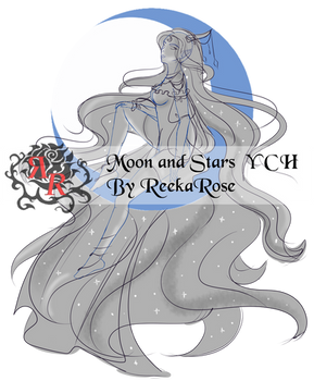 (Closed) Moon and Stars YCH