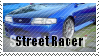 Street Race Stamp by chibimizuthing