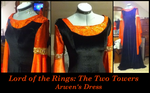 Lord of the Rings: The Two Towers - Arwen's Dress