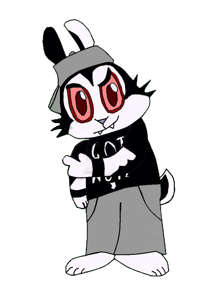 bunnicula as phil from frisco by TheSucmbagLeeEverett