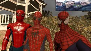 Spiderman Meeting