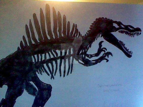 Jurassic Park 3 Spinosaurus by Jedi-Master-Autobot on ...