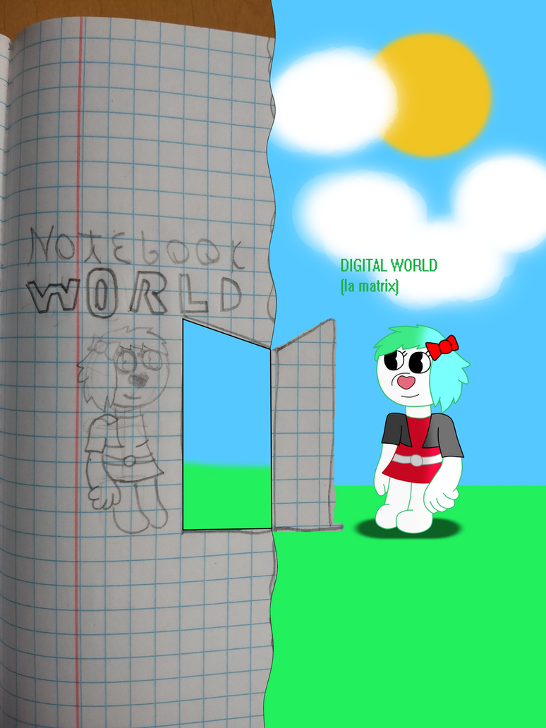 One In 2 World by ponces245