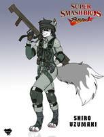 SHIRO USUMAKI FIGHT by Foxy-page