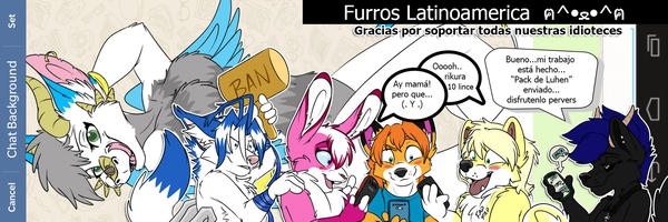 Furros latinoamerica new banner 2017 by Foxy-page