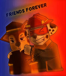 Friends forever by phuriphat05327
