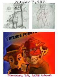 Change my art by phuriphat05327