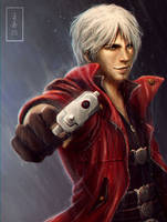 Dante_DMC4 by TOYDREAMER