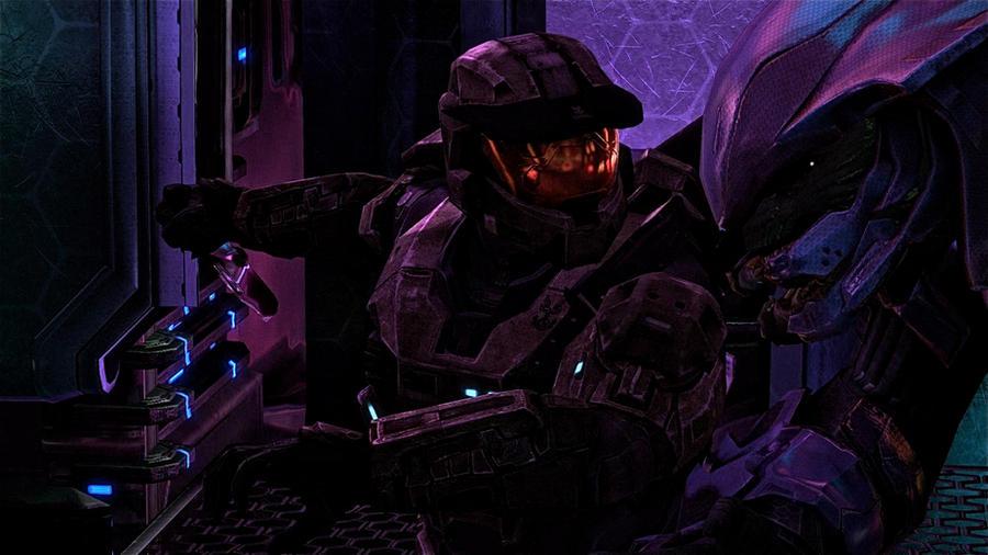 Halo favourites by FraphneAddict1 on DeviantArt