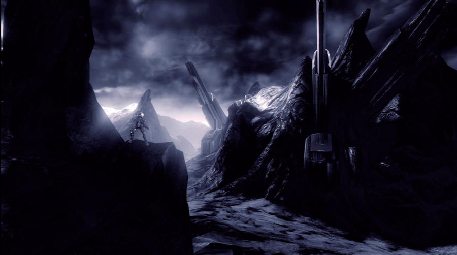 The Beauty of Halo 4 by Falcotte