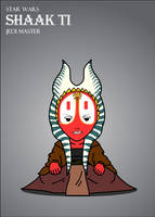 SW Gallery: Shaak Ti by Xennethy