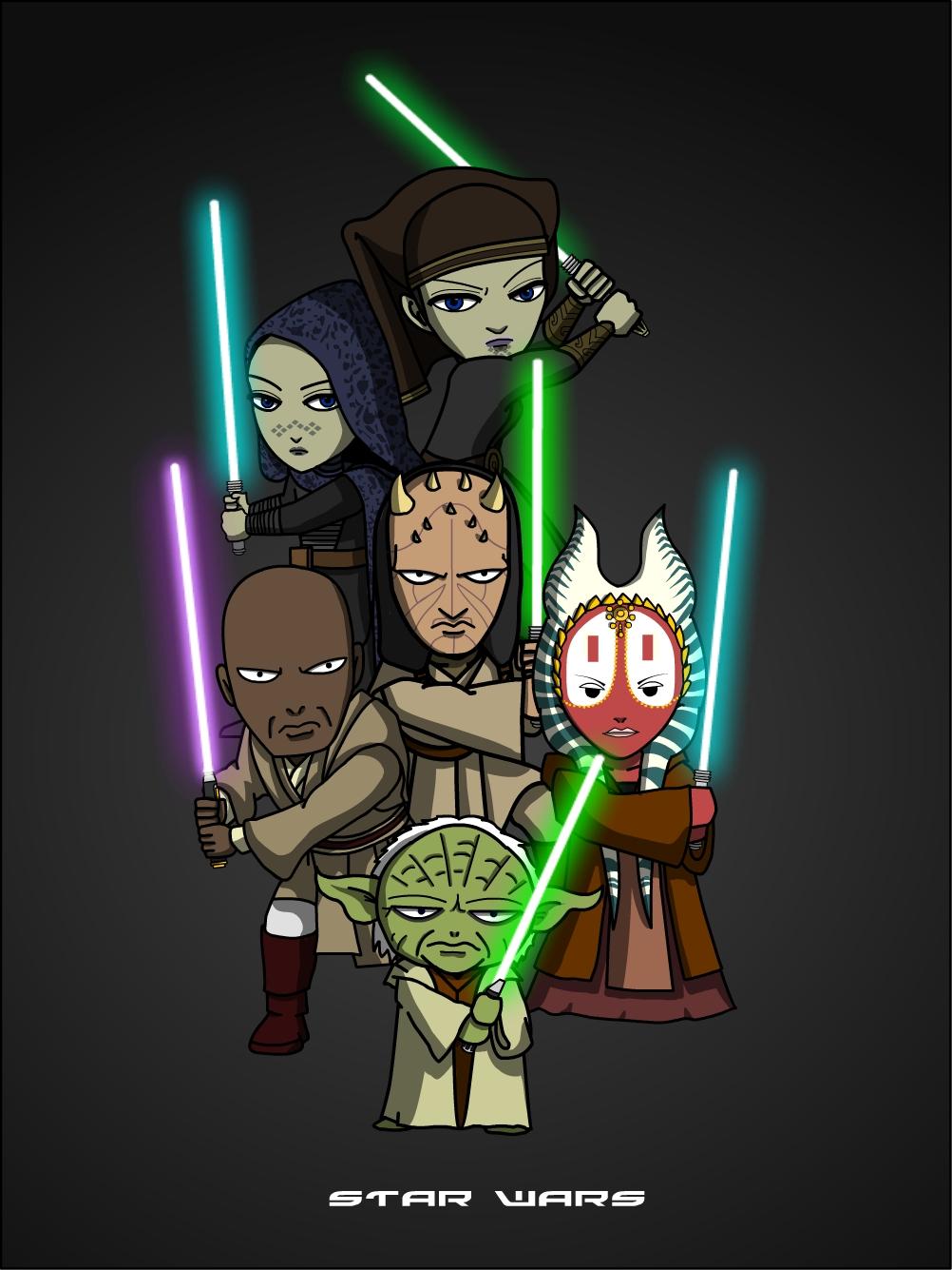 SW Gallery: Jedi II by Xennethy