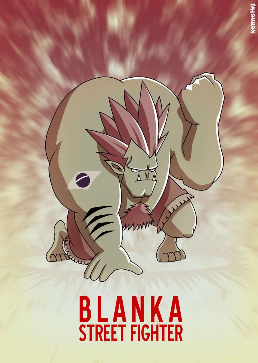 Blanka by Xennethy