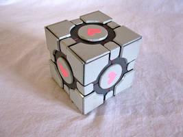 Compantion cube