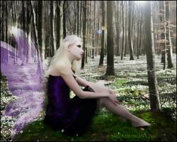 Springtime fairy by Mistress-Silent