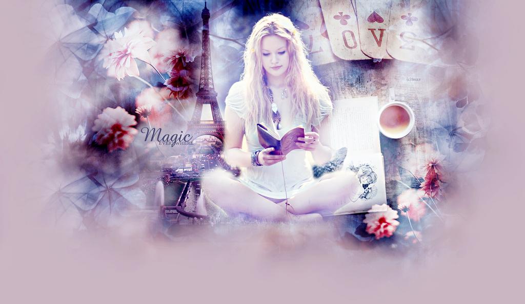 Magic by yoLittleJade