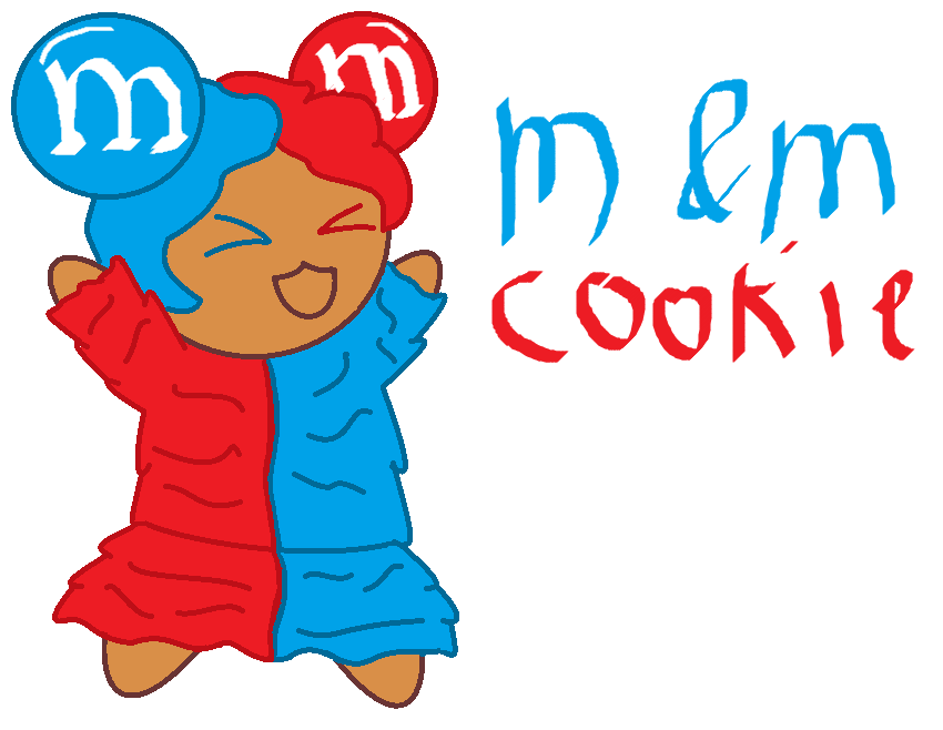 MnM Cookie by Sky-AviatorGirlfrien