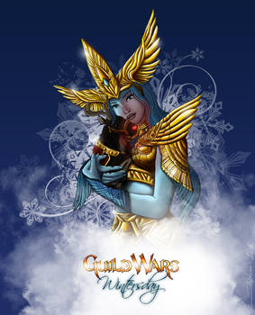 Guild Wars Entry Wintersday'10
