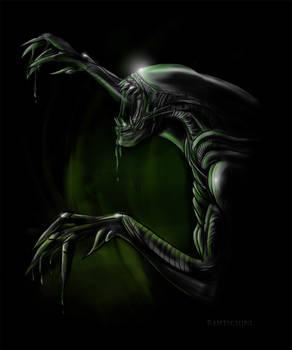 Alien - Comic Version