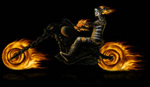 Guild Wars vs. Ghost Rider
