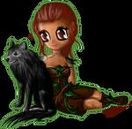 Guild Wars 2 - Norn Chibi
