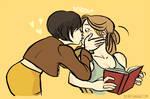 kiss kiss fall in love