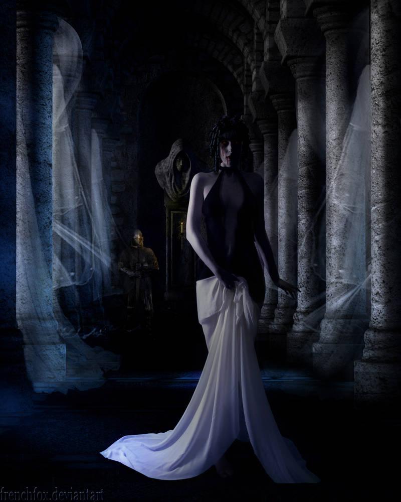 La Comtesse Vampire by frenchfox