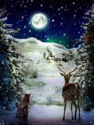 Winter Wonderland by frenchfox