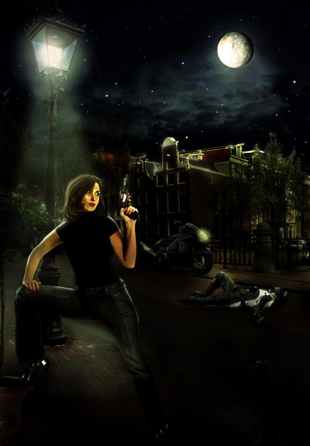 Roman Noir by frenchfox