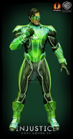 GreenLanternComp